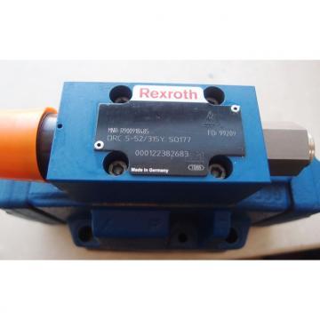 REXROTH DBW20B2-5X/200-6EG24N9K4/V Valves