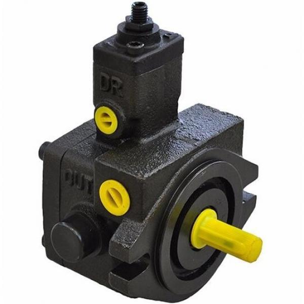 NACHI IPH-24B-6.5-32-11 IPH Double Gear Pump #2 image