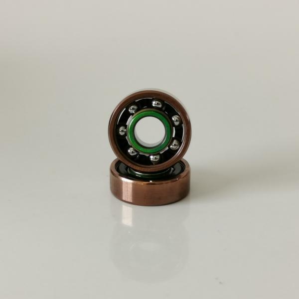 3.74 Inch   95 Millimeter x 7.874 Inch   200 Millimeter x 1.772 Inch   45 Millimeter  SKF N 319 ECP/C3  Cylindrical Roller Bearings #1 image